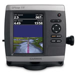 Garmin GPSMAP 531, Compact Chartplotter, 5 in Ultra-Bright QVGA Display