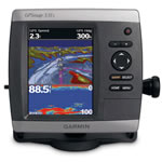 Garmin GPSMAP 531S GPS Dual Beam Chartplotter/Fishfinder Combo, Ultra-Bright 5 in Diagonal QVGA Display