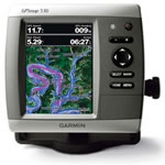 Garmin GPSMAP 536, Compact Chartplotter, Hi-Res 5 in Super-Bright VGA Display
