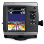 Garmin GPSMAP 541, Compact Chartplotter, 5 in Ultra-Bright QVGA Display