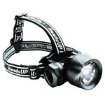 Pelican 2680 HeadsUp Lite Recoil LED Flashlight, 2680-030-110