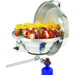 "Magma Marine Kettle 2 Stove & Gas Grill Combo - Party Size 17"", A10-217"