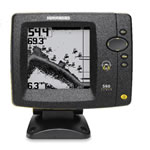 Humminbird Fishfinder 560, 5 in Mono FSN LCD Display, 407310-1