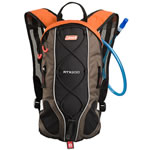 Coleman RTX 200 Hydration Pack 3.4L Dark Grey/Orange, 2000001762