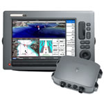Raymarine C120W/DSM30 System Pack - Replaces T62290 C120W/DSM30