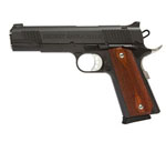"Magnum Research Desert Eagle 1911 ""G"" Model Pistol DE1911G, 45 ACP, 5"" Barrel, Wood Grips, Matte Black Finish, 8 + 1 Rd"