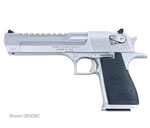 "Magnum Research Desert Eagle Mark XIX Pistol DE44BC, 44 Magnum, 6"" Barrel, Semi-Auto, Single Action, Formed Grips, Brushed Chrome Finish, 8 + 1 Rd"