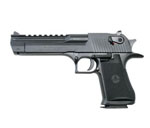 "Magnum Research Desert Eagle Mark XIX Pistol DE44W, 44 Magnum, 6"" Barrel, Semi-Auto, Single Action, Formed Grips, Black Oxide Finish, 8 + 1 Rd, Made by IWI"