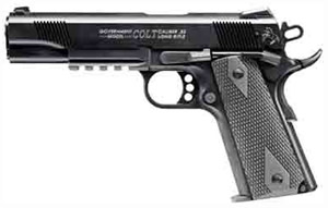 Walther Colt Government 1911 Pistol  5170308, 22 LR, 5 in, Rubber Grip, 12+1 Rd, Rail