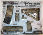 MDI Magpul MOE Rifle Kit, Commercial-Spec AR, High Desert Finish MDIMAGMIL01HD