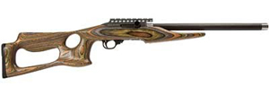 "Magnum Research Magnum Lite .22LR Rimfire Rifle MLR22BFC, 22 LR, Semi-Auto, 17"" Graphite Barrel, Barracuda Forest Camo Stock, 10 + 1 Rd"