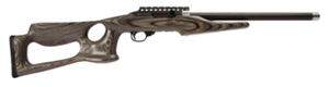 "Magnum Research Magnum Lite .22LR Rimfire Rifle MLR22BP, 22 LR, Semi-Auto, 17"" Graphite Barrel, Barracuda Pepper Stock, 10 + 1 Rd"