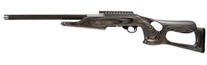"Magnum Research Magnum Lite 22 Magnum Rimfire Rifle MLR22WMBP, 22 WMR, Semi-Auto, 19"" Graphite Barrel, Barracuda Pepper Stock, 9 + 1 Rd"