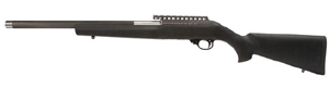 "Magnum Research Magnum Lite 22 Magnum Rimfire Rifle MLR22WMH, 22 WMR, Semi-Auto, 19"" Graphite Barrel, Hogue OverMolded Stock, 9 + 1 Rd"