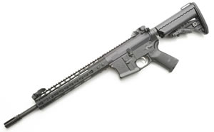Noveske RifleWorks Light Carbine Rifle RLCLP556N, 5.56 NATO, 14.5 in ChromeLined BBL, w/NSR 11 in Rail, Vltor Collap Stock, Flip Up Sights, 30 Rd
