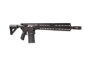 "PWS MK2 MOD 1 Rifle M216RC1B, .308 Win, 16.1"" Barrel, Black Finish, 20 RD"