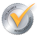 Click to check out our ResellerRatings reviews.