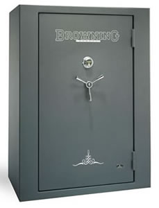 Browning BR41F Bronze Series Gun Safe, 20/42 + 10 DPX, 60x44x27, 14/8 Active Bolts, 875 lbs, Shipping Included to Curb, Business Address Only
