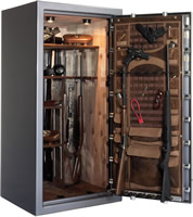 Browning Grade VI Safe Interior