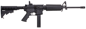 Colt AR-15 Carbine AR6951, 9mm, 16.1 in, 4-Pos Stock, Black Anodized Finish, 32+1 Rds