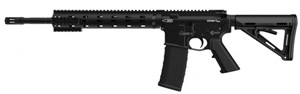 Daniel Defense DDM4 V7 Carbine DA04081NS, 300 AAC Blackout, 16 in, Magpul MOE Stock, Blk Finish, No Sights, 30 Rds