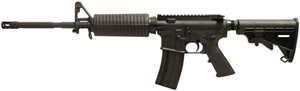"DPMS Panther AP4 Carbine RFA2AP4LCH, 223 Rem/5.56 NATO, 16"" 4150 Chrome Lined Barrel, No Carry Handle, 30 + 1 Rd"