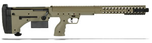 Desert Tech (Desert Tactical Arms) SRS-A1 Multi-Role Rifle SRS07FDECK308, .308 Win, 22 in Match Grade Fluted BBL, Bolt-Action, Syn Bullpup Chassis w/Monopod, FDE/FDE Finish, Adj Match Trigger, 6 Rds