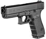 Glock Model G20 Gen 4 Pistol PG2050201, 10 mm, 4.61 in, Polymer Grip, Black Finish, 10+1 Rd, Fixed Sights