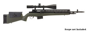 McMillan M3A Tactical Rifle M3A-308, 308 Win, Semi-Auto, 18 in BBL 1X10 Twist, Optional Stock Colors, 10 Rd