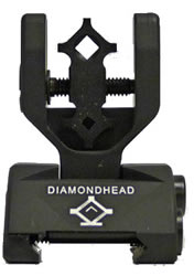 POF-USA Diamondhead Rear Combat Sight