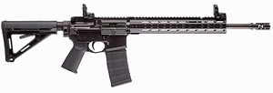 PWS MK1 Mod1 Gas Piston Rifle M116RA1B, .223 Wylde, 16.1 in BBL, Semi-Auto, Magpul MOE Adj Stock, 12 in KeyMod Rail,  Blk Finish, FSC556 Brake, 30 Rds