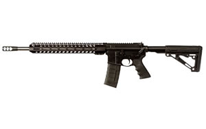 "Colt GEN2 Expert Series CRE-18T Rifle, .223 WYLDE, 18"" BBL, Black Finish, 30Rd"