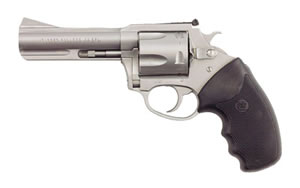 "Charter Arms Bulldog Revolver 74442, 44 Special, 4.2"" BBL, Stainless Finish, 5Rd"