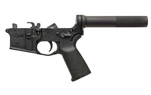 CMMG MK9 Pistol 90CA3C2, 9MM, N/A BBL, Black Finish, N/A