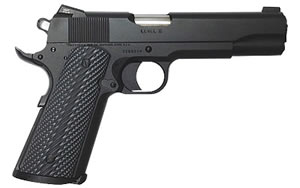 "Colt 70 Pistol 1970A1CS, 45 ACP, 5"" BBL, Blue Finish, 8Rd"