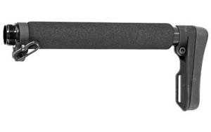 ACE ACE Ultra Lite Stock, Rifle Length, Lightweight, Black, Buffer Tube Not Included A140