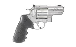 "Ruger Super Redhawk Revolver 05307, 454, 2.5"" BBL, Stainless Finish, 6Rd"