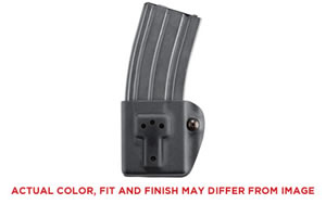 "Safariland Model 774 Rifle Magazine Pouch, For 1.5"" Duty Belts-For 2.25"" Duty Belts, Fits AR15, Belt Loop, STX Black Finish 774-215-23"