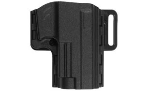 Uncle Mike's Reflex Holster, Fits S&W M&P 9/40, Right Hand, Black 74091