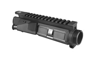 VLTOR MUR, Upper, Hammer Forged, Fits AR15/M16, Modular Upper Receiver, includes Shell Deflector and Forward Assist MUR-1AB
