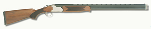 Tri Star Sporting Shotgun 33410, 12 Gauge, 30 in, Over/Under, Walnut, CT5