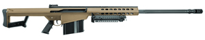 Barrett Model 82A1 .416 Rifle System 14029, .416 Cal, Semi-Auto, 29 in Chrome-Lined BBL, Tan Cerakote Finish, 10 Rd, 1-3 Week Delivery