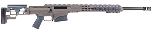 "Barrett MRAD Rifle System 14348, .338 Lapua, 24"" Heavy Match Grade Barrel, Bolt-Action, Folding Stock, Adj Match Trigger, Multi-Role Brown Cerakote Finish, 10 Rds"