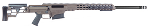 "Barrett MRAD Rifle System 14350, .338 Lapua, 26"" Heavy Match Grade Barrel, Bolt-Action, Folding Stock, Adj Match Trigger, Multi-Role Brown Cerakote Finish, 10 Rds"