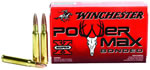 Winchester Super X Ammunition X30064BP, 30-60 Springfield, Power Max Bonded, 180 GR, 2700 fps, 20 Rd/bx