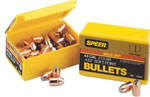 Speer 4493 50 Cal 300 Grain Gold Dot Hollow Point 50/Box, (Not Loaded)