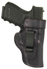 Don Hume H715M Holster Right Hand Black HK USP, Taurus 24/7 Leather J168786R