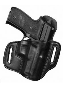 "Don Hume Double 9 OT H721OT Holster Right Hand Black 4.5"" For Glock 17, 22, 31 J337500R"