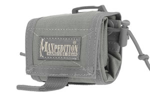 Maxpedition 0208F Rollypoly Dump Pouch Foliage Green Nylon