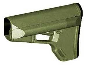 Magpul ACS Adaptable Carbine/Storage Stock OD Green Mil-Spec AR-15 MAG370-OD